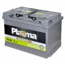 6СТ-74 Plazma Premium
