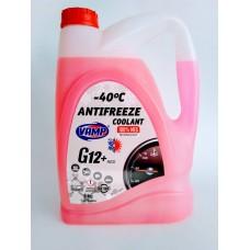 Антифриз Красный G12+ (МЕГ) ВАМП 5 кг