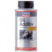 Присадка MoS2 LIQUI MOLY 3901 Oil Additiv 0.125 л