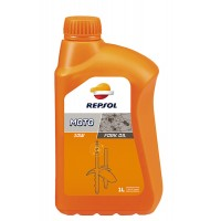Масло 10W REPSOL MOTO FORK OIL 1 л