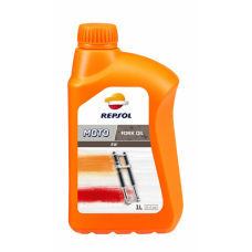 Масло 5w REPSOL MOTO FORK OIL 1 л