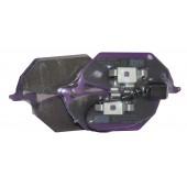 Колодки тормозные дисковые NIBK PN0148W
