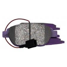 Колодки тормозные дисковые NIBK PN0187W