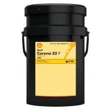 Компрессорное масло Shell  Corena S2 Р 100 кан.20л