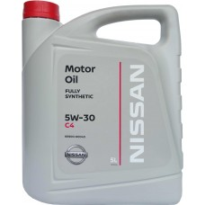 Масло 5w30 Nissan Motor oil DPF 5л