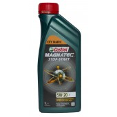 Масло Castrol  Magnatec  5w20 E STOP-START 1л