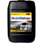 Масло 15W40 Mobil Delvac MX 20 л
