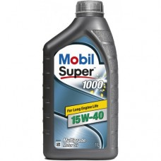 Масло 15W40 Mobil Super 1 л