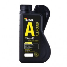 Масло 15w40 BIZOL 82010 Allround 1 л