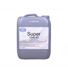 Масло 15w40 VASCO Super 20 л