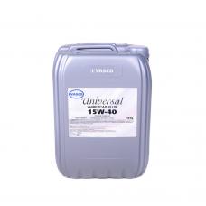 Минеральное моторное масло 15w40 VASCO Universal 20 л