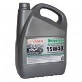 Масло 15w40 VASCO Universal 4 л