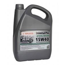 Масло 15w40 VASCO Universal Plus 4 л