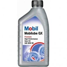 Масло 80W90 Mobil Mobilube GX 1 л