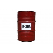 Индустриальное масло И-20 Налив