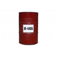 Индустриальное масло И-40 Налив