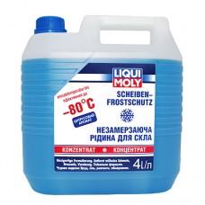 Незамерзающая жидкость -80С LIQUI MOLY 8839 scheiben-frostschutz 4 л
