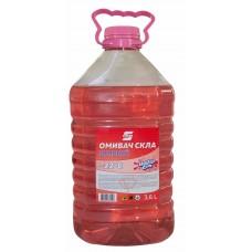 Омыватель стекла зимний S-Power -22 (Bubble Gum) 3,6л пет