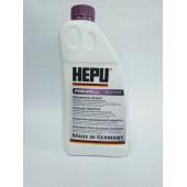 Охлаждающая жидкость HEPU концентрат фиолетовый 1,5 л