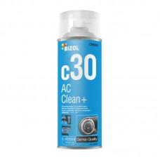 Очиститель кондиционера с30 BIZOL 80001 AC CLean+ 0.4 л