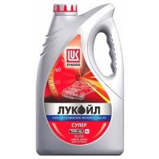 Масло 10W40 Лукойл Супер 4 л
