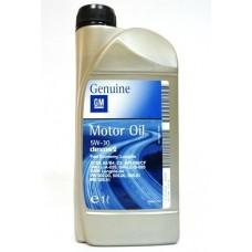 Масло 10W40 GM Motor Oil 1 л