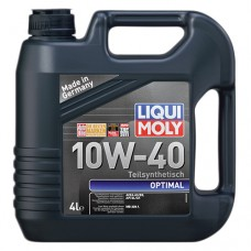 Масло 10W40 LIQUI MOLY 3930 optimal 4 л