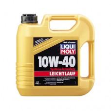 Масло 10W40 LIQUI MOLY 1318 leichtlauf 4 л