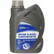 Масло 10W40 Lotos Motor Classic 1 л
