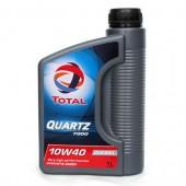 Масло 10W40 Total QUARTZ Diesel 1 л
