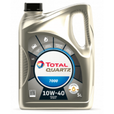 Масло 10W40 Total QUARTZ Diesel 5 л