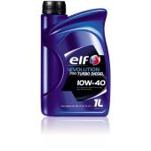 Масло 10W40 elf EVOLUTION 700 turbo diesel 1 л