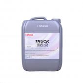 Полусинтетическое моторное масло 10w40 VASCO TRUCK 20 л