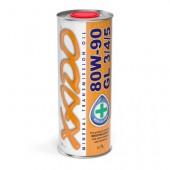 Масло 80W90 XADO Atomic Oil 1 л