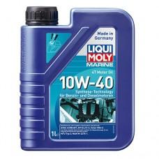 Масло 10w40 4Т LIQUI MOLY 25012 motor oil 1 л