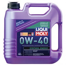 Масло 0W40 LIQUI MOLY 7536 synthoil energy 5 л