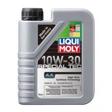 Масло 10W30 LIQUI MOLY 7523 special tec AA 1 л
