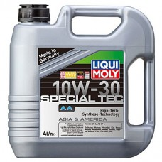 Масло 10W30 LIQUI MOLY 7524 special tec AA 4 л