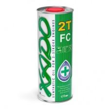 Масло 2T XADO Atomic Oil FC 1 л