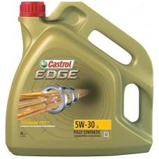 Масло 5W30 Castrol Edge 4 л