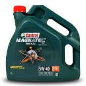 Масло 5W40 Castrol Magnatec Diesel 4 л