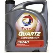 Масло 5W40 Total QUARTZ Energy 5 л
