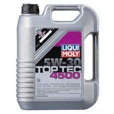 Масло 5w30 LIQUI MOLY 2318 TOP TEC 4500 5 л