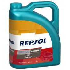 Масло 5w30 REPSOL Premium Tech 5 л