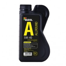 Масло 5w40 BIZOL 85010 Allround 1 л