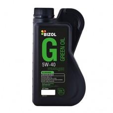 Масло 5w40 BIZOL 81040 Green Oil 1 л