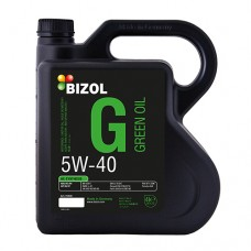 Масло 5w40 BIZOL 81046 Green Oil 4 л