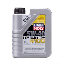 Масло 5w40 LIQUI MOLY 7500 TOP TEC 4100 1 л