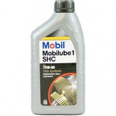 Масло 75W90 Mobil Mobilube1 SHC 1 л