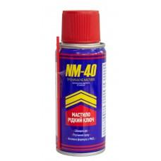 """Смазка """"Жидкий ключ"""" с преобразователем ржавчины NM-40 в аер.упаковці, 100 мл"""
